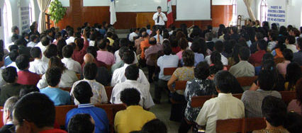 Deaf Training and Revival in Peru