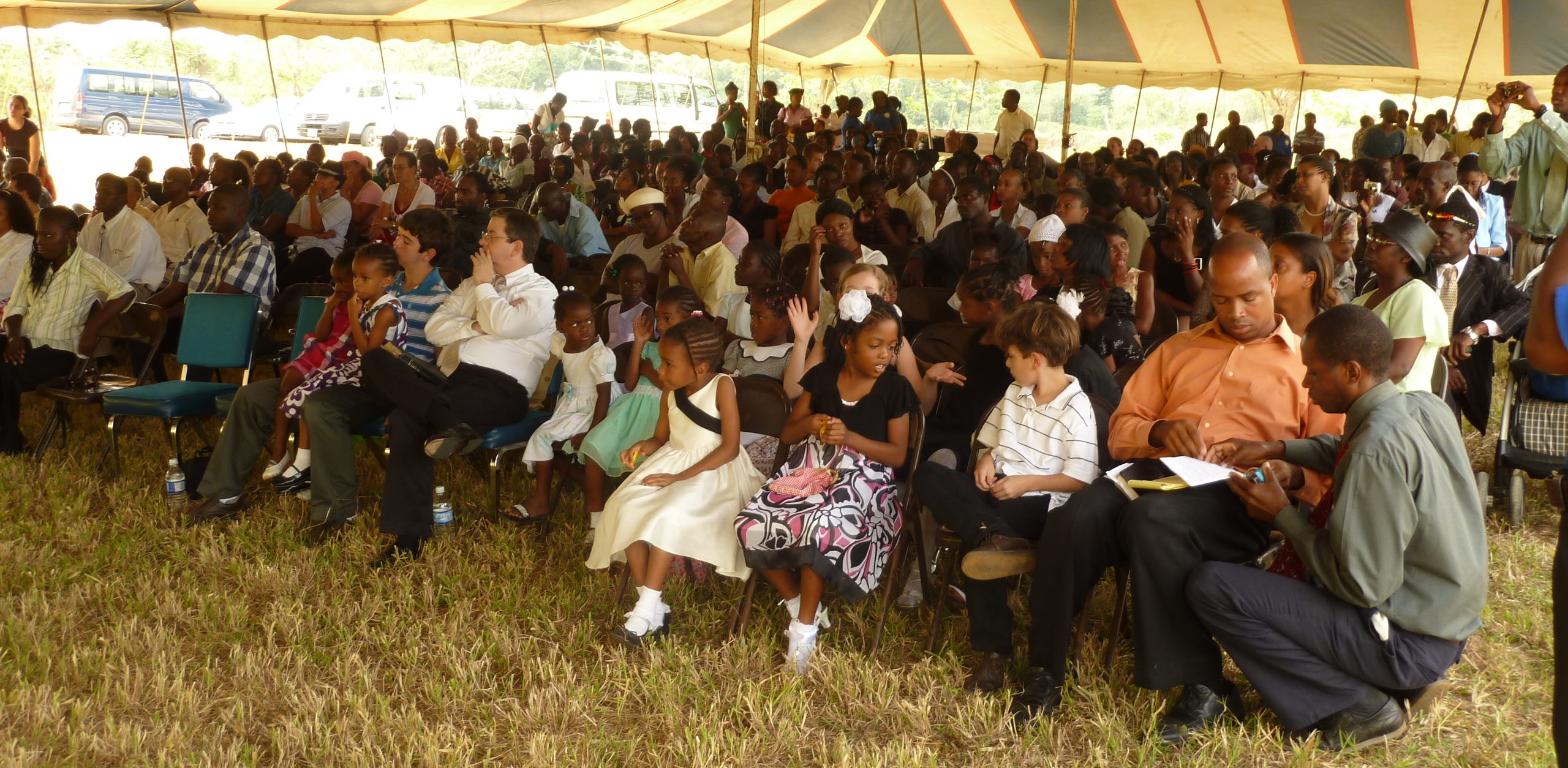 Reaching to the Deaf Jamaica