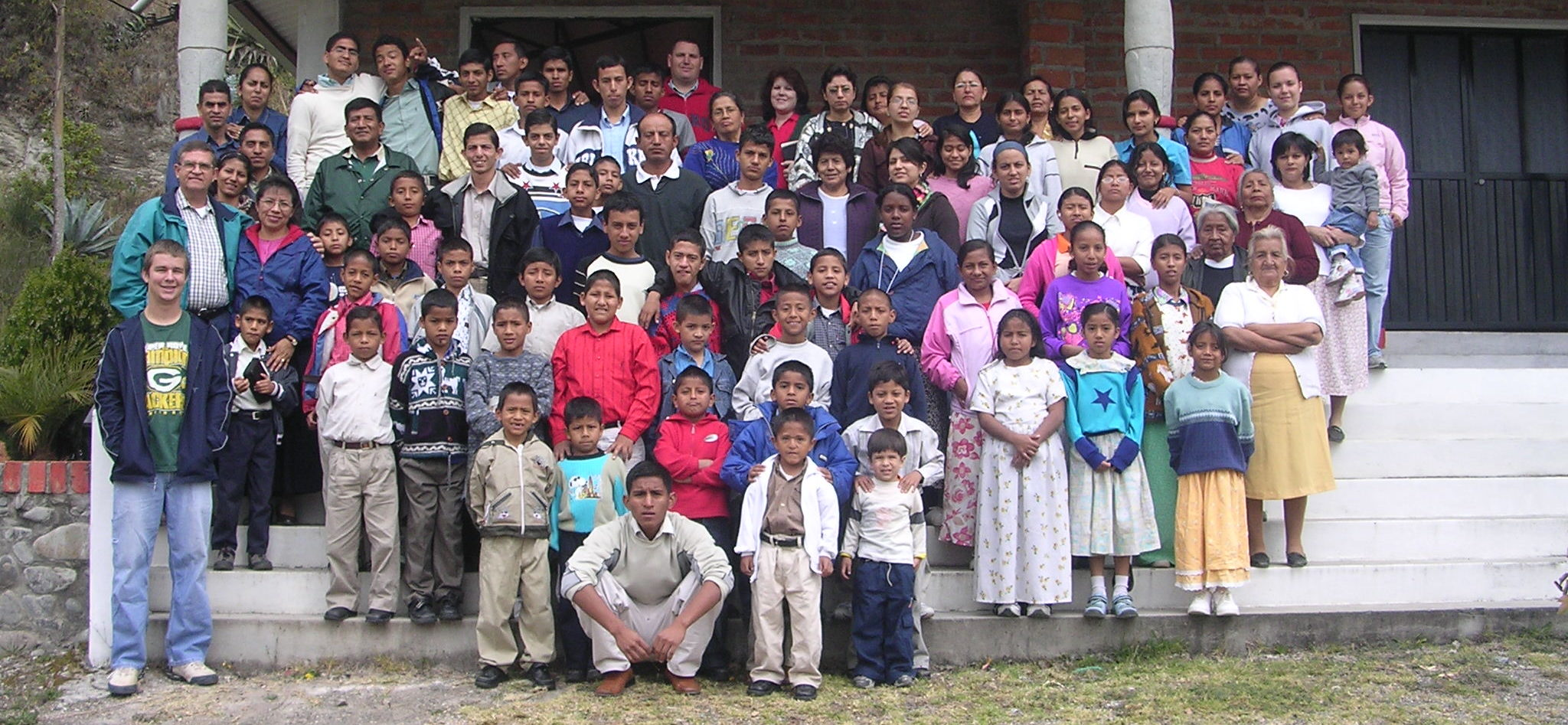 Deaf Camp in Ecuador